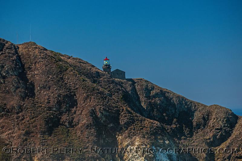 Point Sur lighthouse 2016 09-27 SB Channel-a-001
