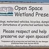 Wetland Preserve sign 2016 12-07 Nader Ln Placer County-003