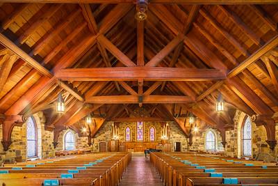 Frost Chapel Interior