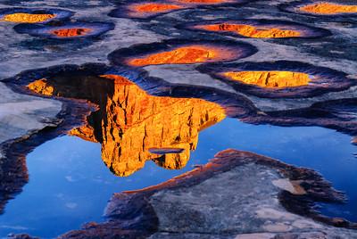 Grand Canyon reflection, Arizona