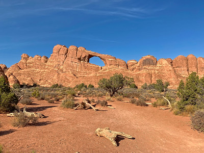 Arches National Park Skyline Arch