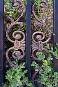 Fence Detail - Judith Sparhawk