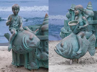 Beach Play - Judith Sparhawk