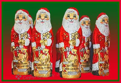 Lotsa Santas