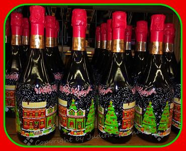 Happy Holidays Wine