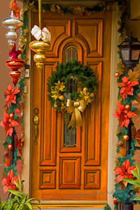 The Christmas Door