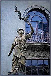Setting Free the Birds - Judith Sparhawk