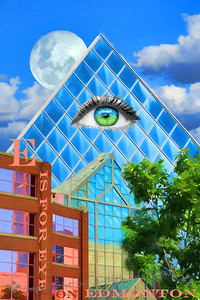 E is for Eye on Edmonton