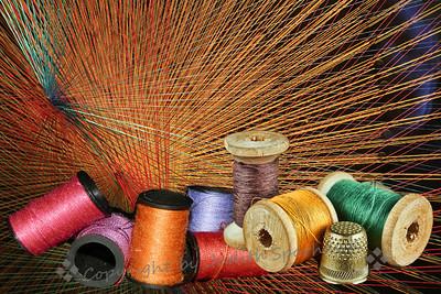 Threads of Life - Judith Sparhawk