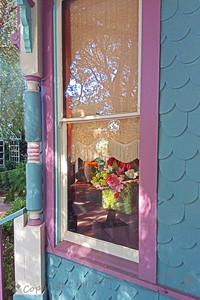 The Mansion Window