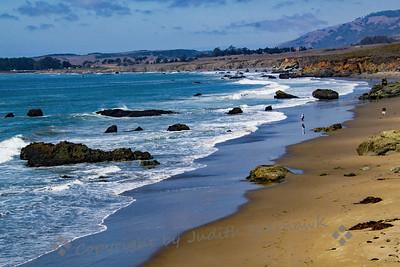 On the Beach - Judith Sparhawk