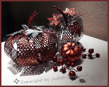 Pumpkin Days - Judith Sparhawk