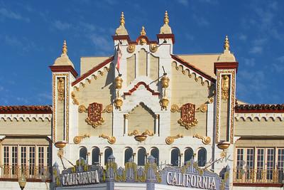 California Theater of Performng Arts - Judith Sparhawk