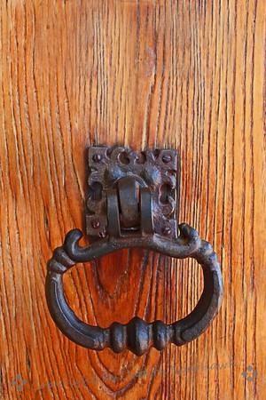 The Door Pull - Judith Sparhawk