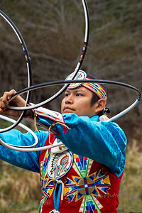 The Hoop Dancer - Judith Sparhawk