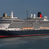 Cunard cruise ship Queen Victoria