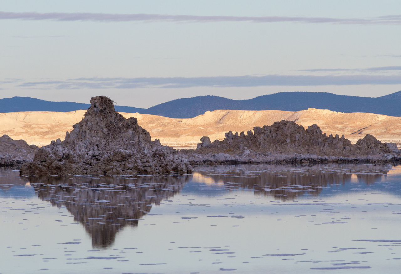 Mono Lake Layers