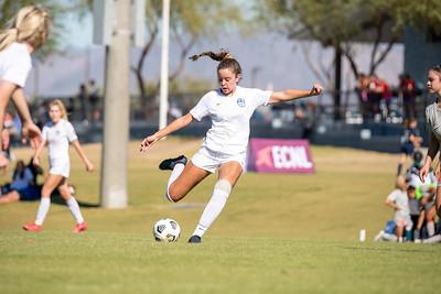 11/15/20 - Heat FC ECNL @ San Juan SC ECNL