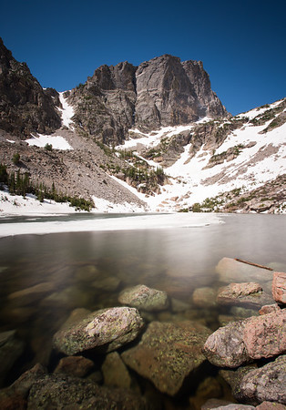 Emerald Lake, Rocky Mountain National Park, Colorado
