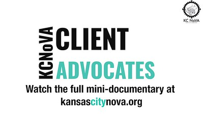 KCNoVA Client Advocates - Coming Through