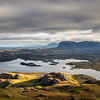 Suilvan from Stac Pollaidh