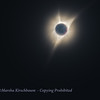 2017 Solar Eclipse Totality and Earthshine - Terrabone, Oregon