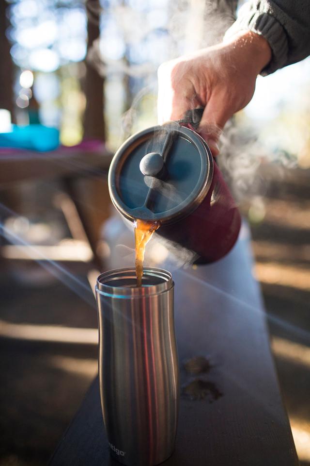 Hicks Lake Camping - Christopher Kimmel