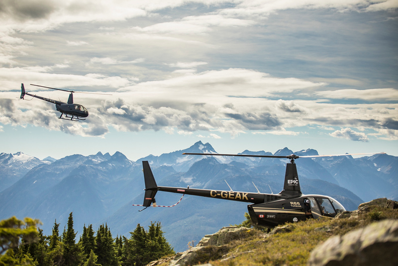 BC Helicopters - © Christopher Kimmel