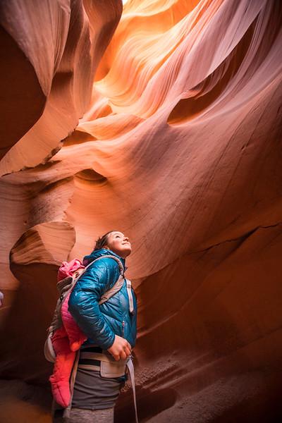 Antelope Canyon - © Christopher Kimmel