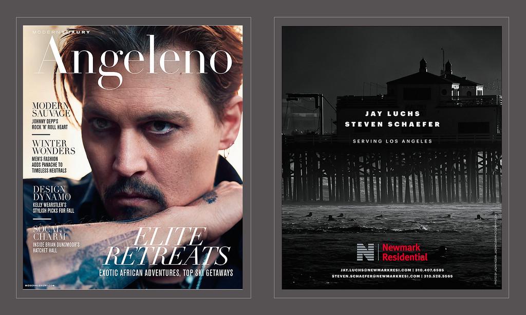 Angeleno Magazine October Issue 2015