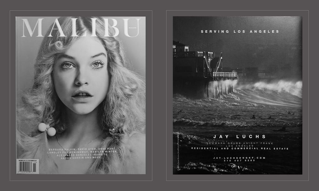 Malibu Magazine November Issue 2014