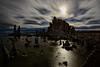 Moonlit Tufas, Mono Lake