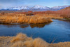 Owens River and the Sierras