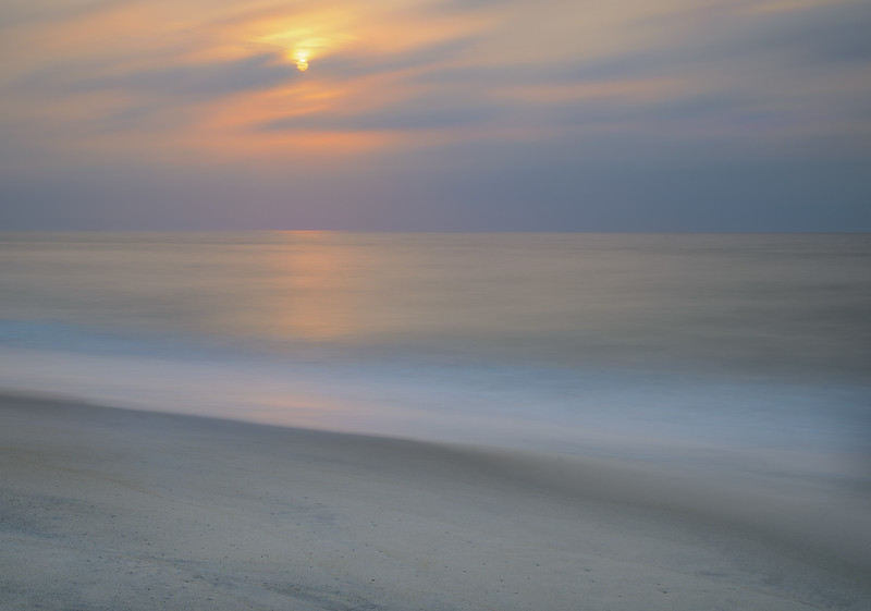 Sunrise,  Assateague  National Seashore