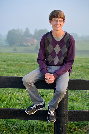 Lexington senior pictures Woodford County senior pictures: Brett