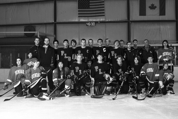 Paul Laurence Dunbar High School Ice Hockey Team, 2012-13
