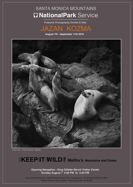 Keep It Wild! 2016 - Photography Exhibit & Sale