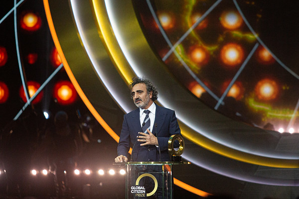 Global Citizen  Hamdi Ulukaya --8451