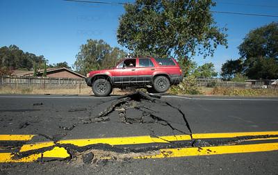 South Napa Earthquake