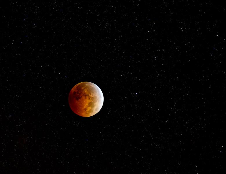 Lunar Eclipse (Blood Moon)