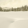 Bear Basin in Winter, McCall, Idaho