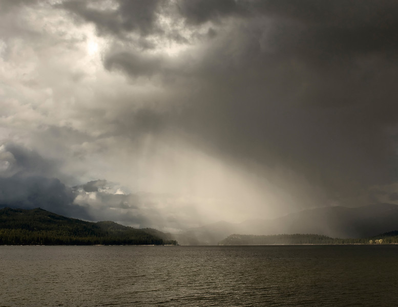 Mountain Storm, McCall, Idaho