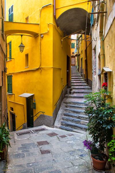 Vernazza Stairs