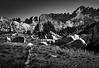 Toward the Pass, Yosemite