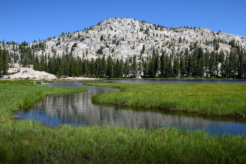 Smedberg Lake, Yosemite