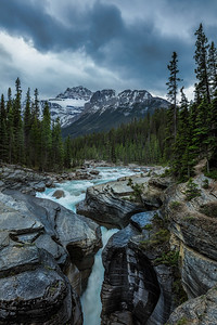 Mistaya Canyon, Icefields Pkwy