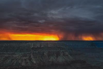 Line of Fire, Pima Point