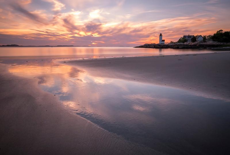 Annisquam Reflections, Gloucester, MA