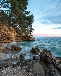 The Sea in Brela