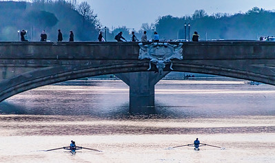 Pink Slips on the Arno – 2012